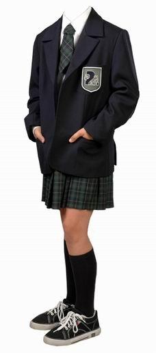 Strój szkolny