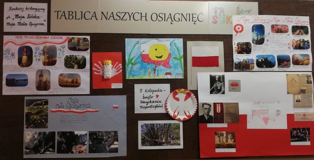 Moja Polska Moja Mała Ojczyzna Wyniki Konkursu